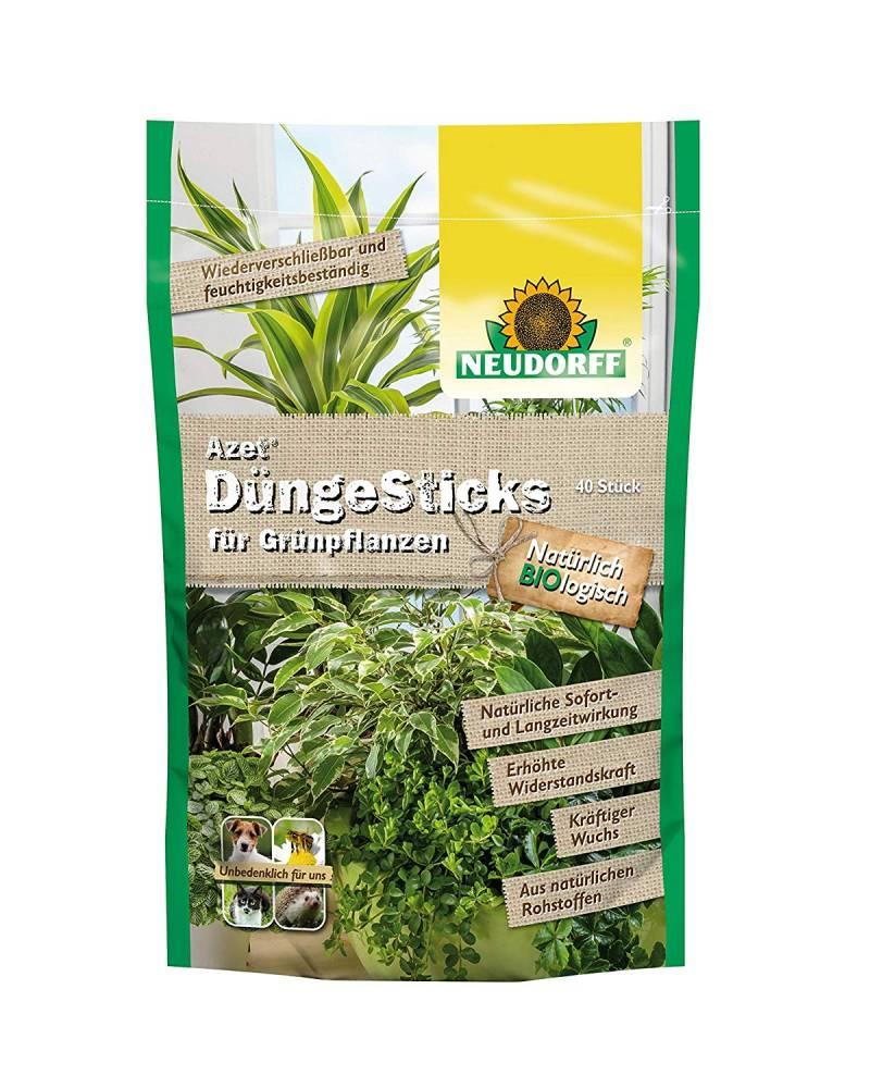 Azet(R) DüngeSticks für Grünpflanzen 40 Stück
