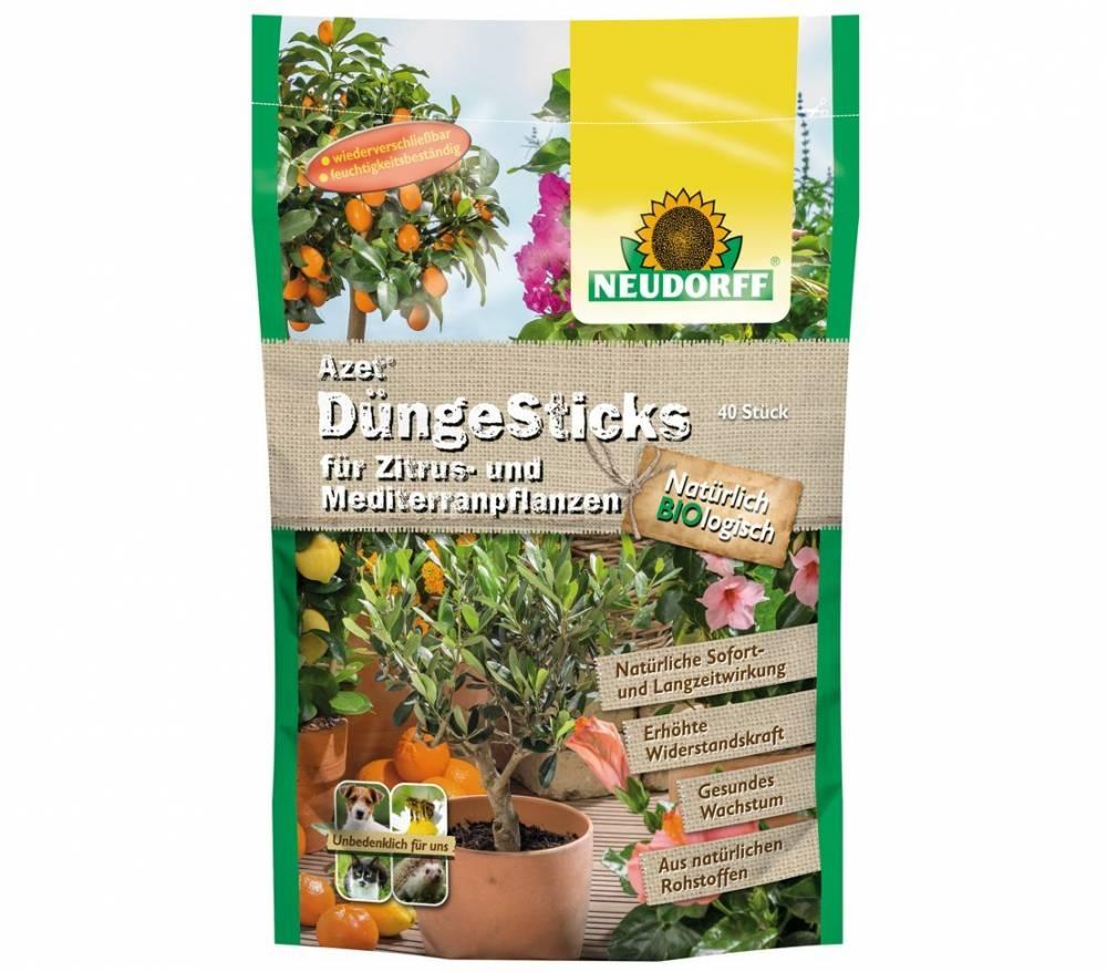 Azet(R) DüngeSticks für Zitruspflanzen 40 Stück
