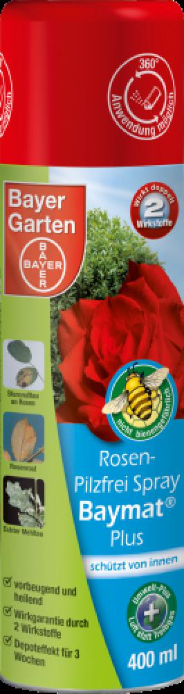 Bayer Garten Baymat Rosen-Pilzfrei Spray 400 ml