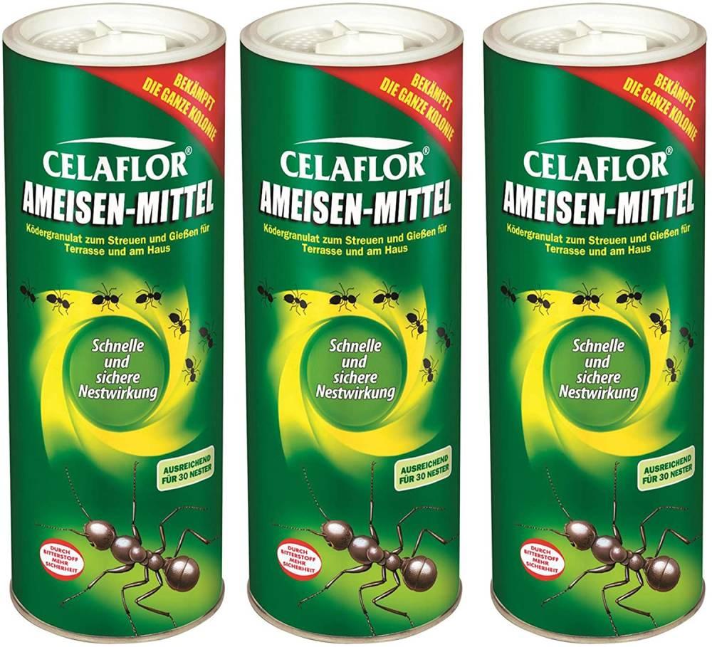 Celaflor Ameisenmittel 3x500 gr- SPARPACK