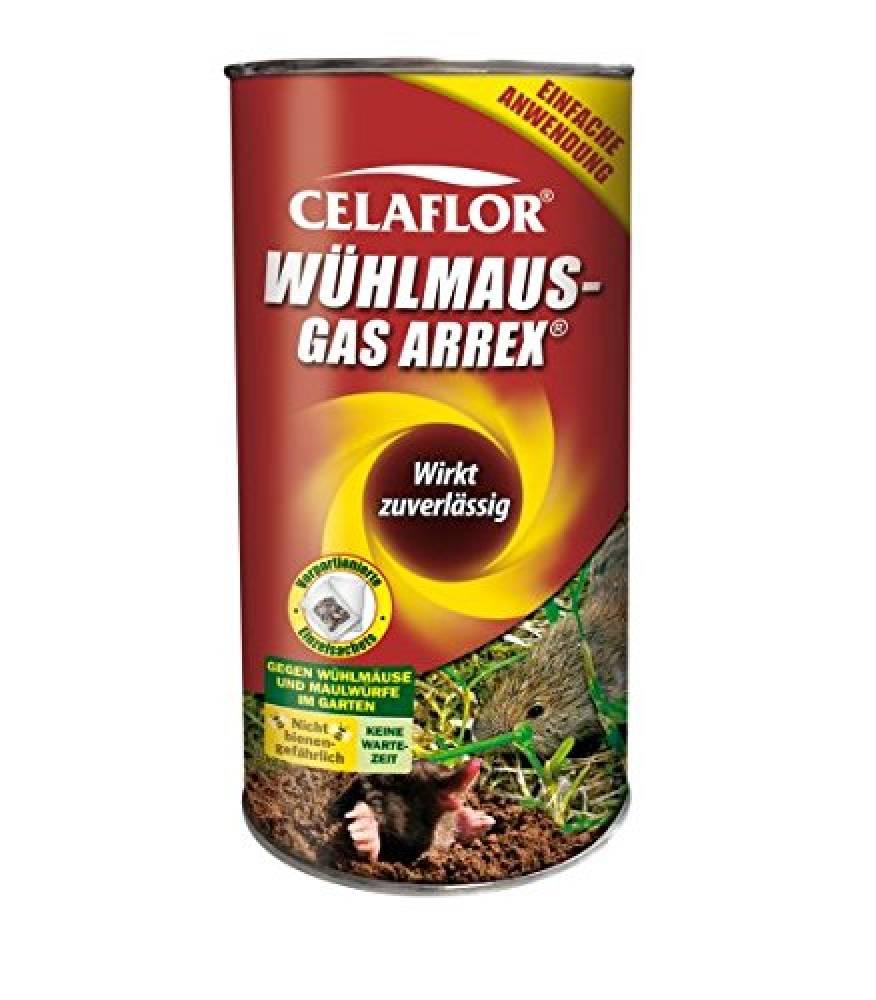 Celaflor Wühlmausgas Arrex 250 gr-