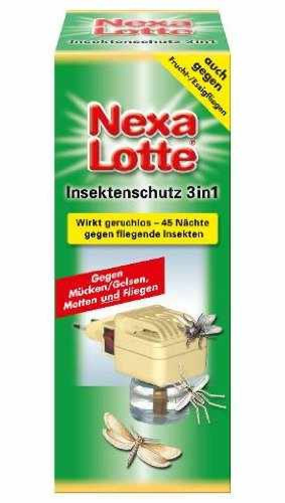 Insektenschutz 3in1 1 Gerät+35ml