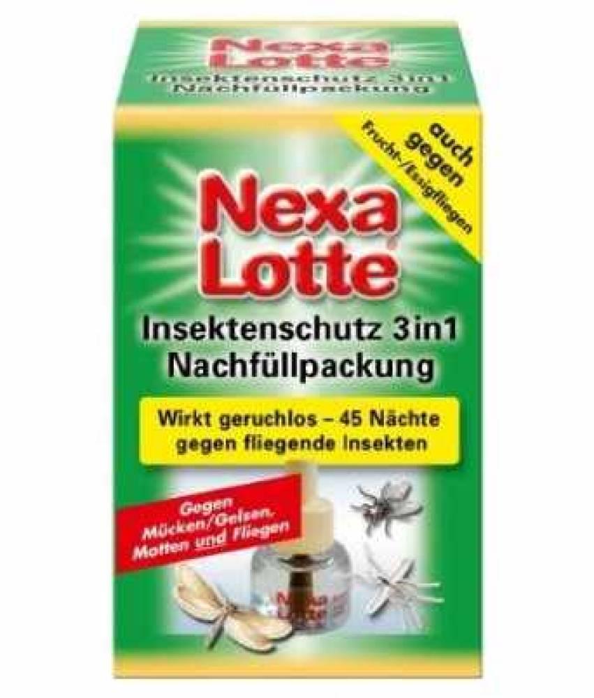 Insektenschutz 3in1 Nachfüllpackung 35 ml