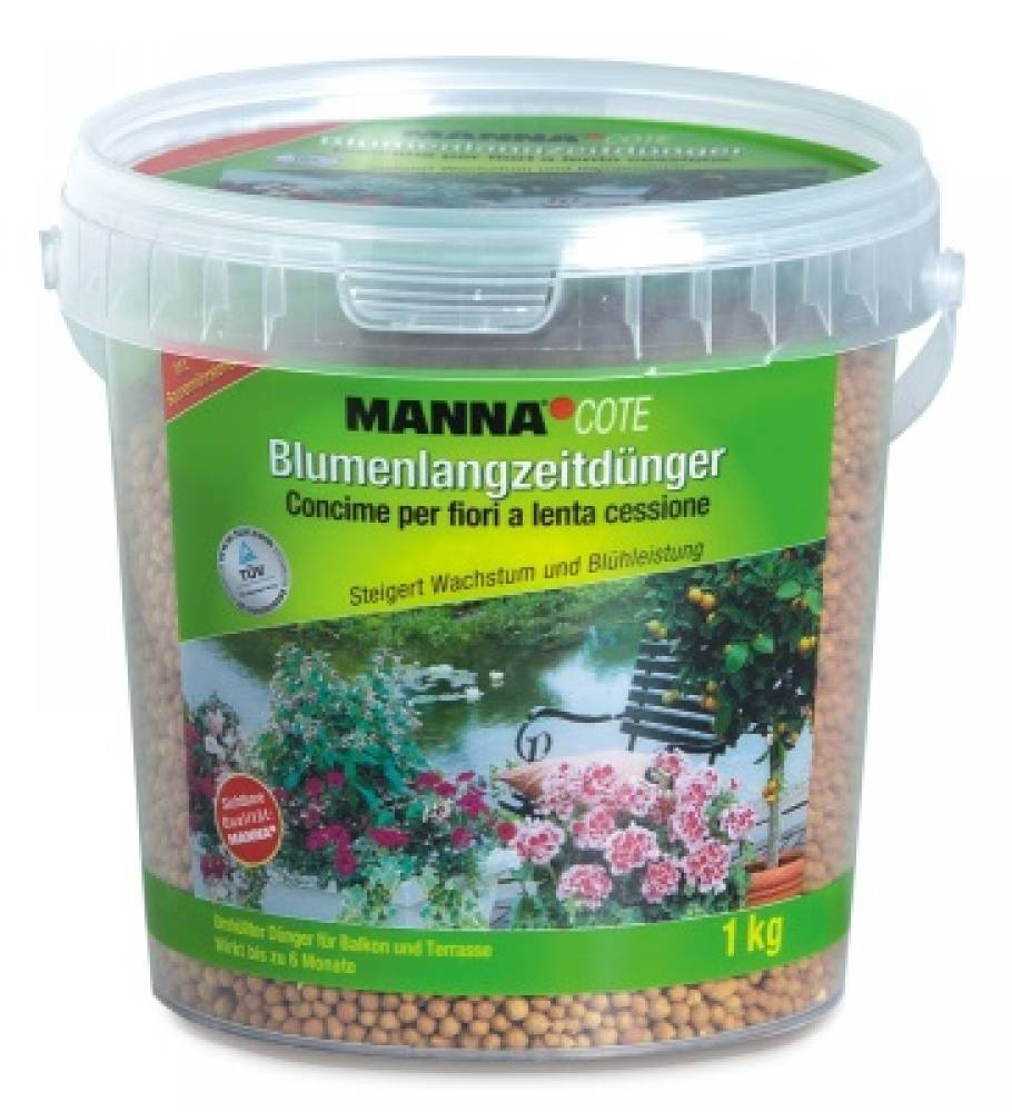 Manna COTE Blumenlangzeitdünger 1 kg