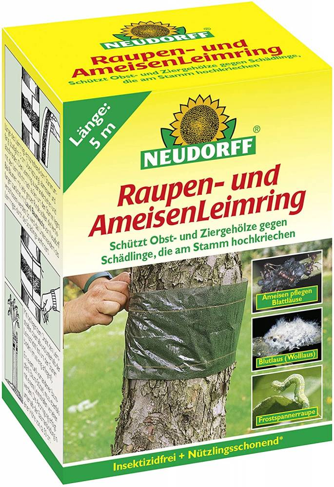 Neudorff Raupenleimring 5-0 Meter