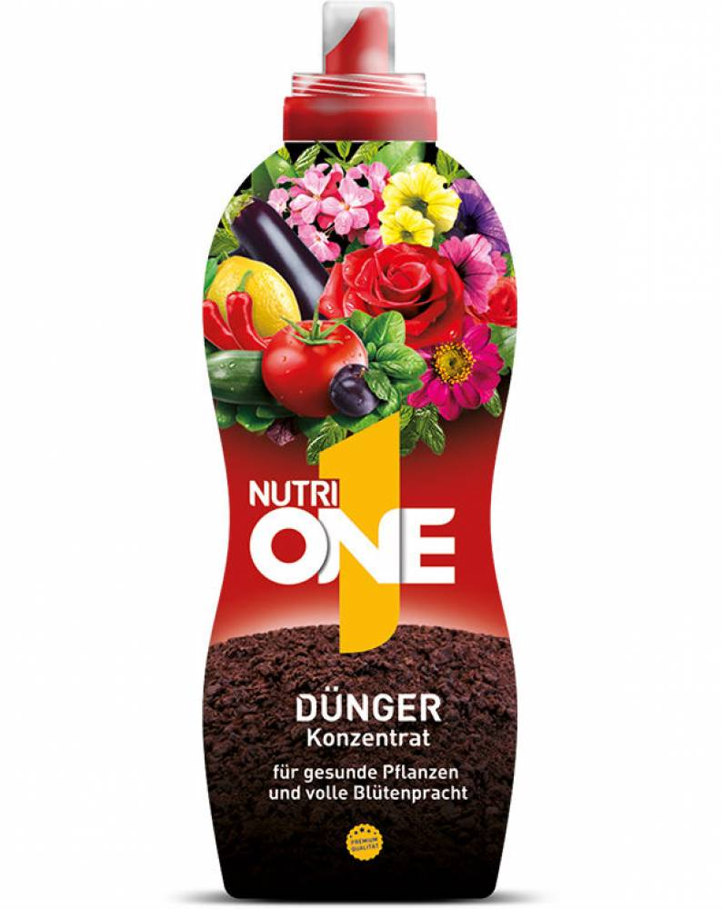 NUTRI ONE Universal-Dünger 1 Liter