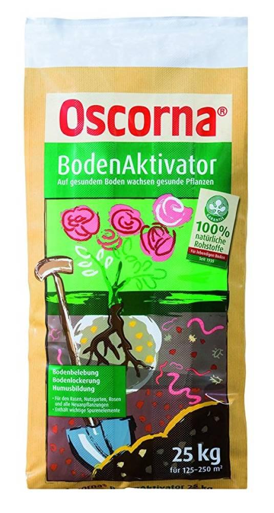 Oscorna Bodenaktivator (Grösse: 25 KG)