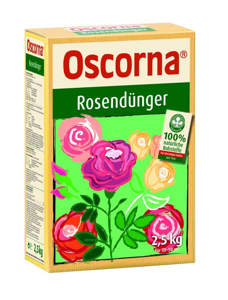 Oscorna Rosendünger 2-5 KG