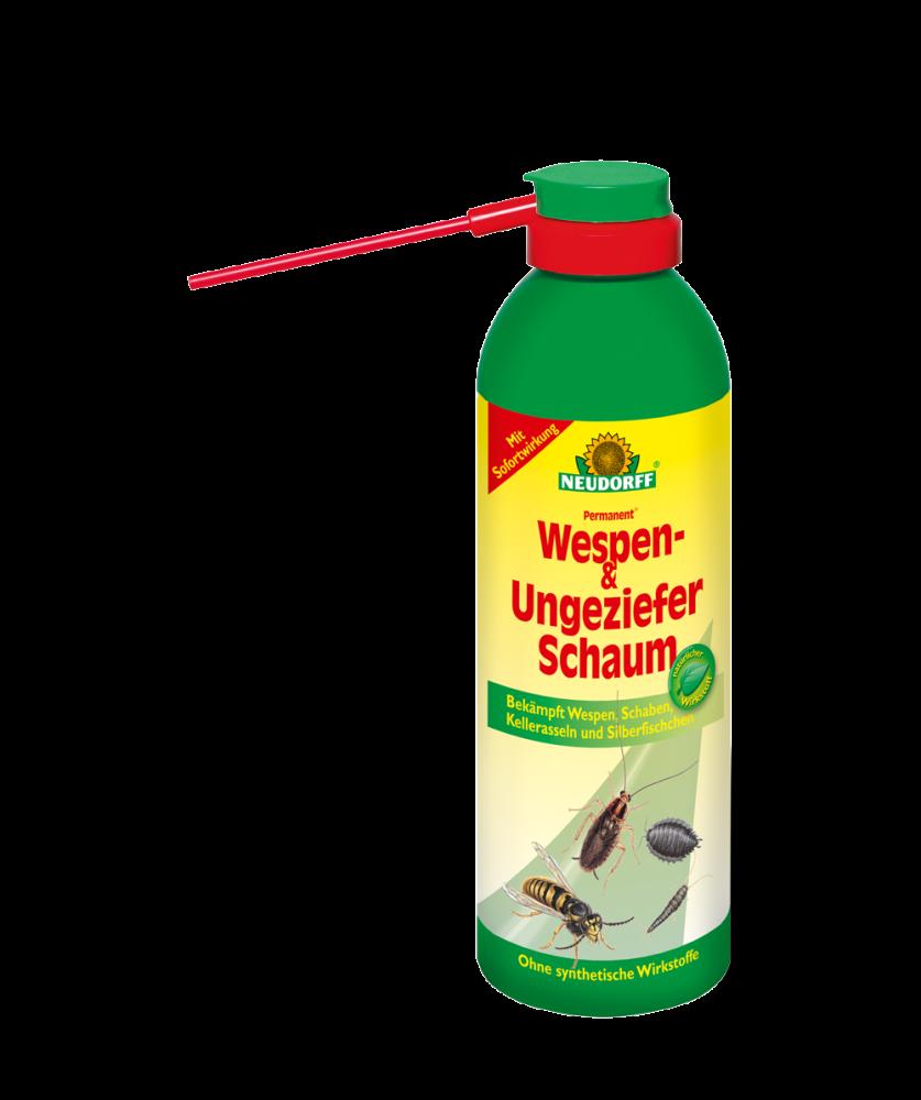 Permanent Wespenschaum und UngezieferSchaum 300 ml