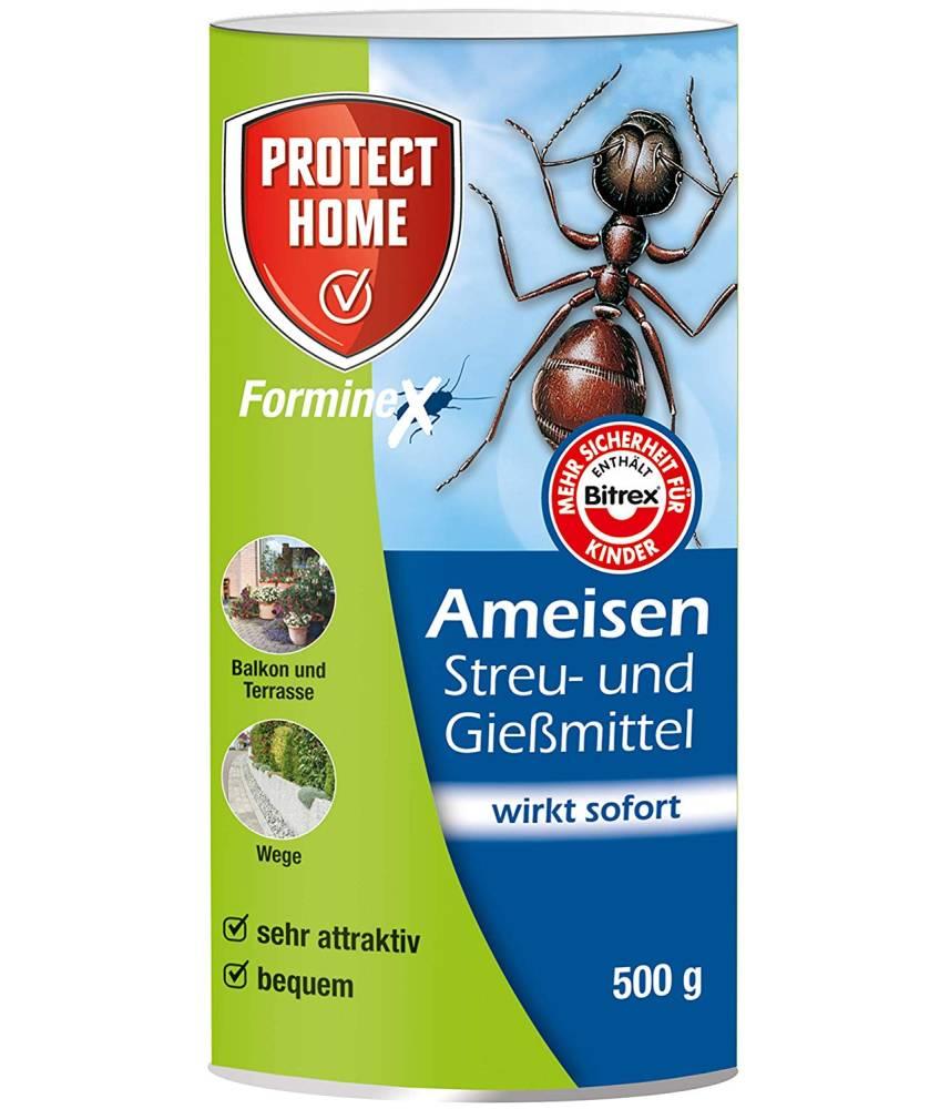 Protect Home Ameisen Streu- und Giessmittel N 500 gr