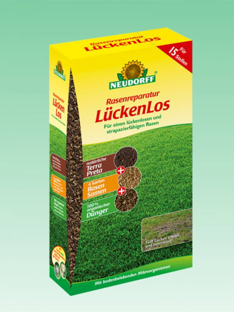 Rasenreparatur LückenLos 1-2 KG