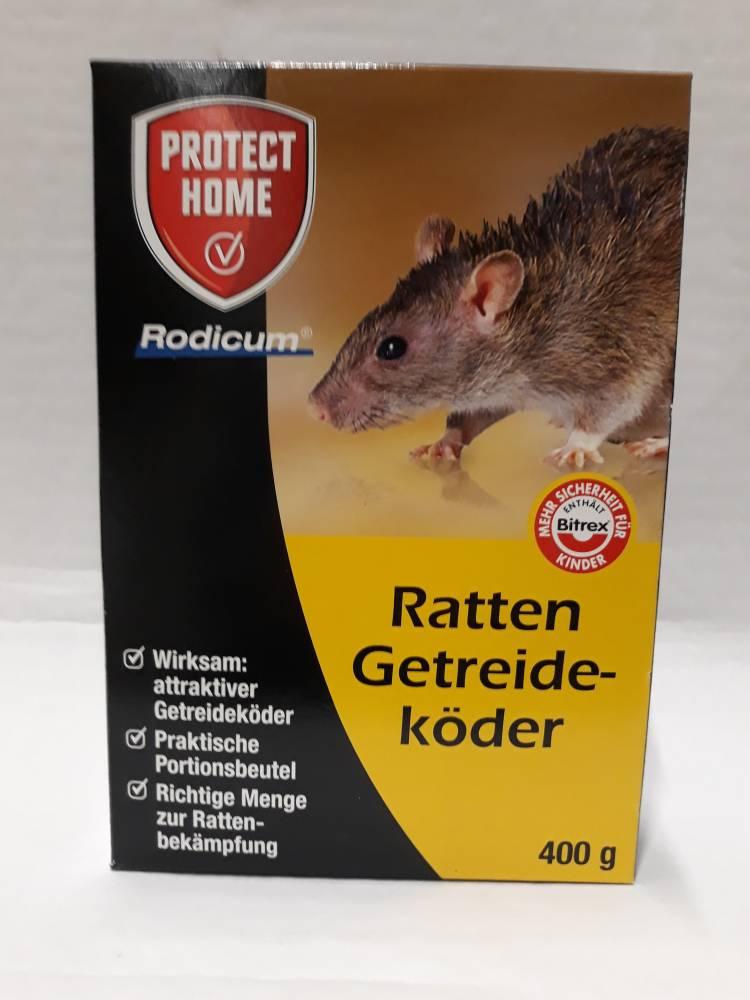 Rodicum Ratten Getreideköder 400 gr-
