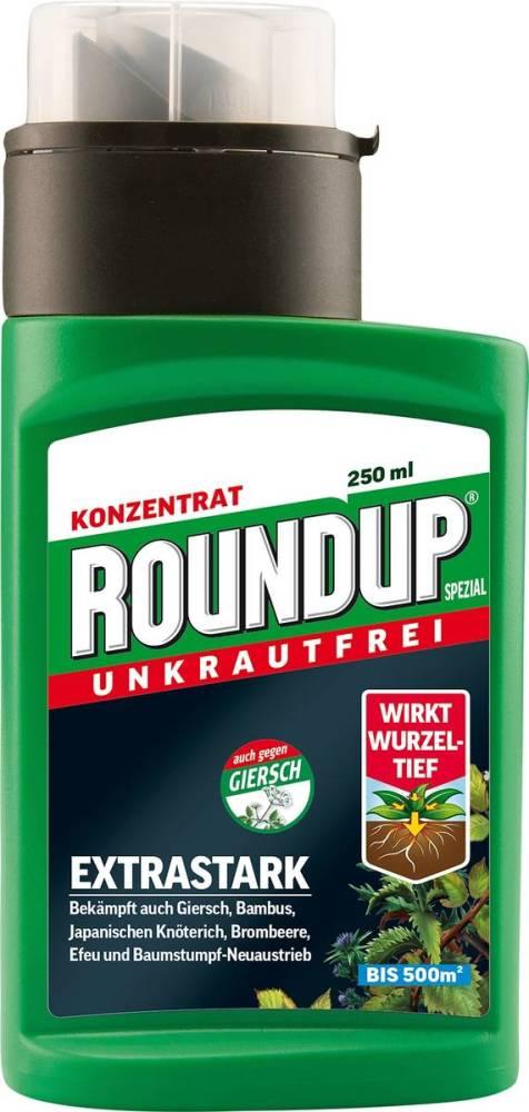 Roundup Spezial 250 ml für 500m-
