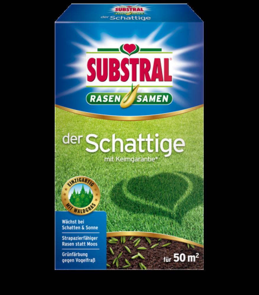 Substral Der Schattige Rasensamen 1 KG