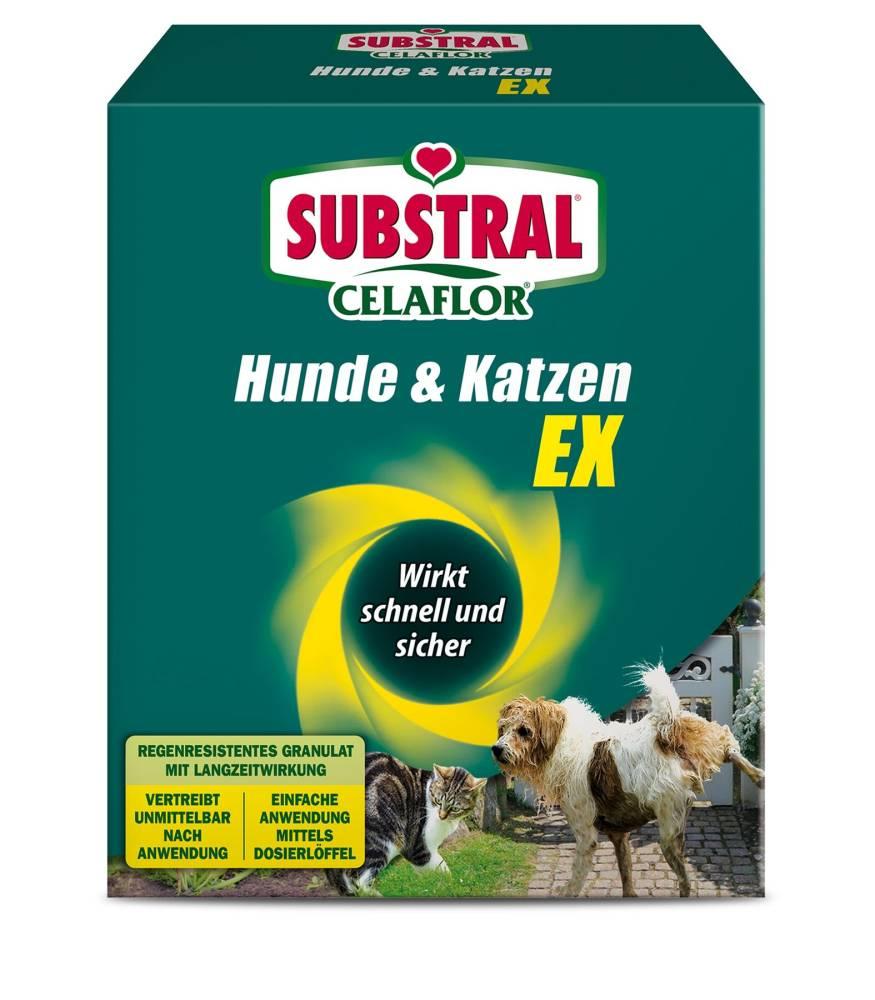 SUBSTRAL(R) Celaflor(R) Hunde und Katzen Ex 200 gr-