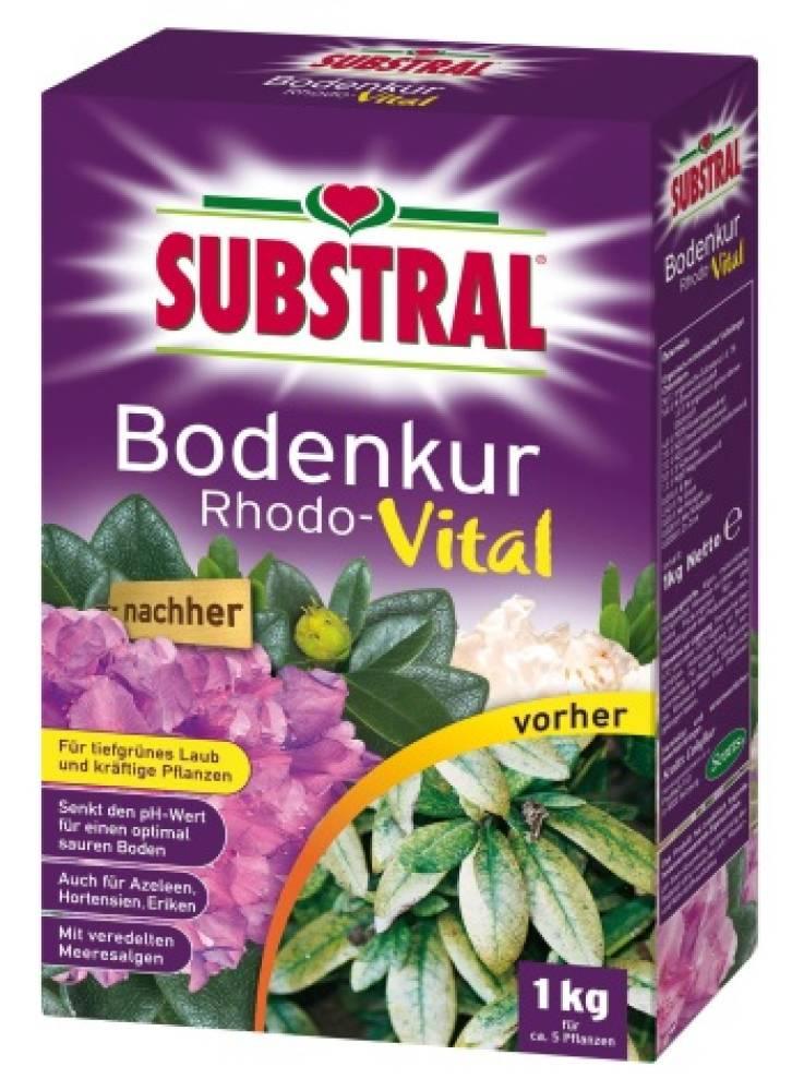SUBSTRAL(R) Rhodo-Vital 1 KG