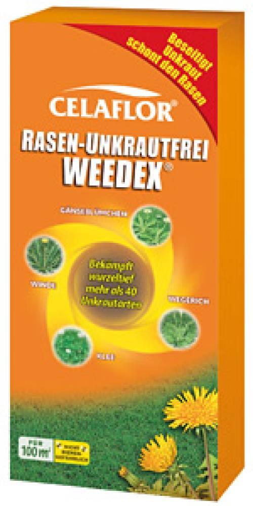 Weedex Rasenunkrautfrei Celaflor (Grösse: 250 ml)