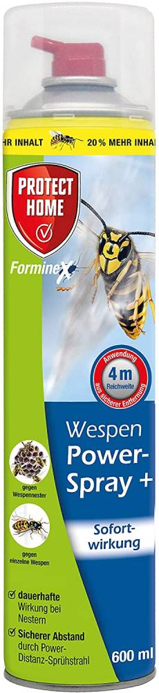 Wespenspray Protect Home Wespen Powerspray 600 ml