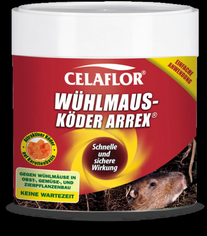 Wühlmausköder Arrex (Grösse: 250 gr)
