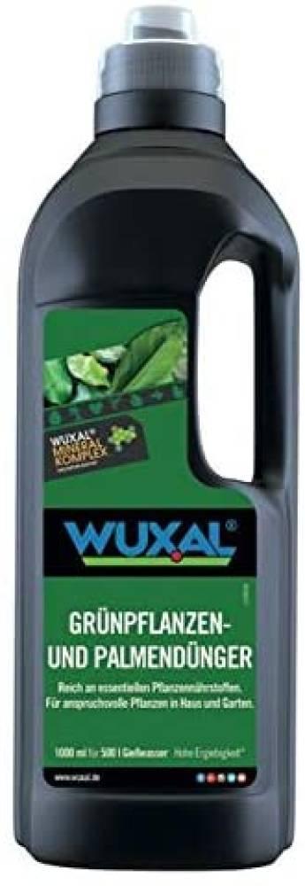 WUXAL Grünpflanzendünger Palmendünger 1 Liter