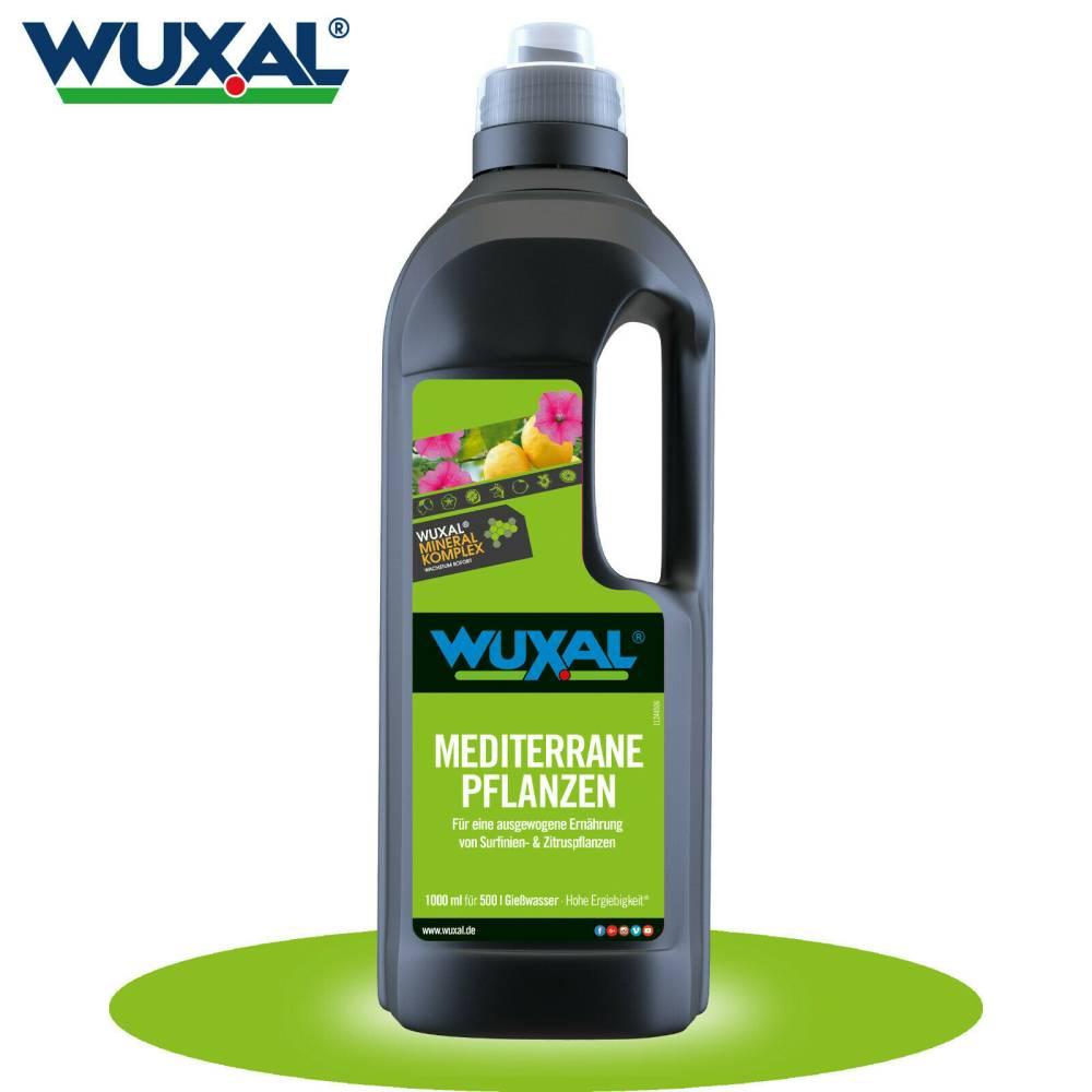 Wuxal mediterrane Pflanzen 1 Ltr-