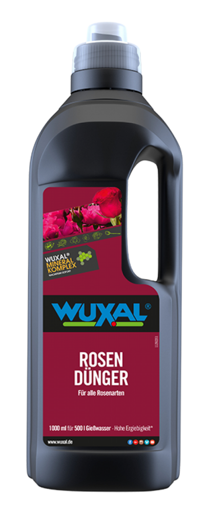 Wuxal Rosendünger 1 Liter