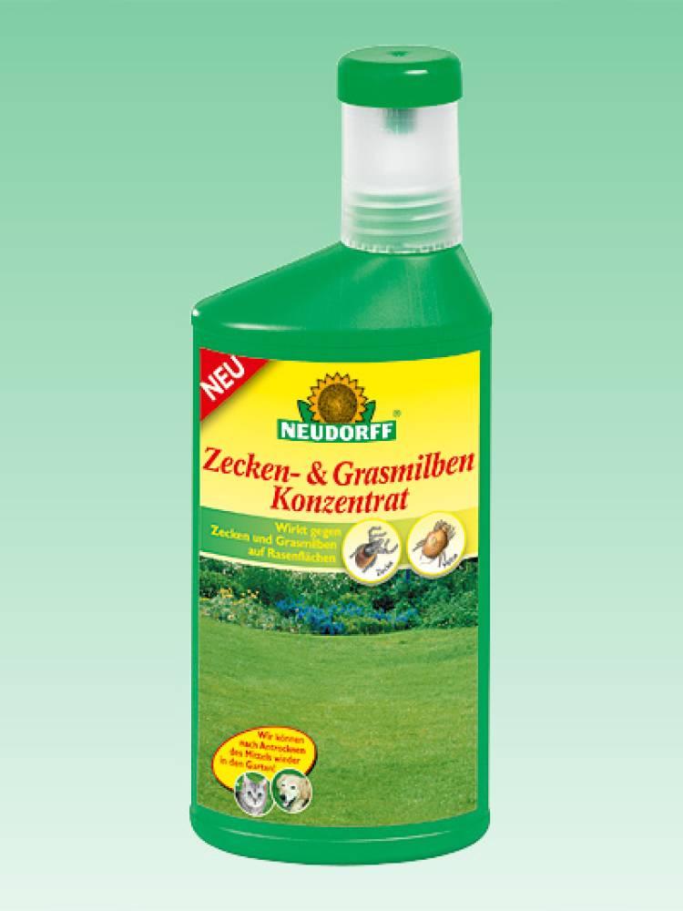 Zecken- und Grasmilbenfrei 500 ml